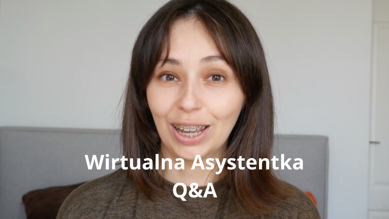 Wirtualna Asystentka Q&A