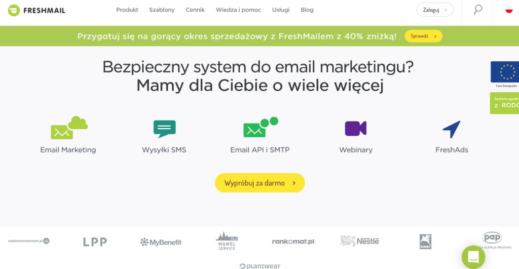 Narzędzia Wirtualnej Asystentki: FreshMail