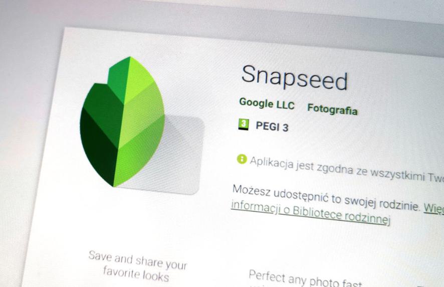 Narzędzia Wirtualnej Asystentki: Snapseed