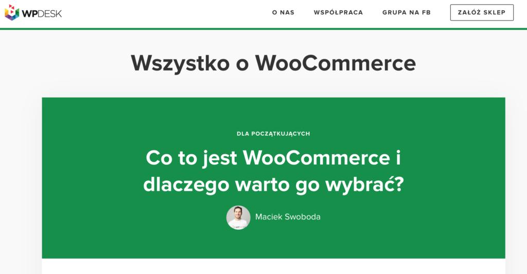 Narzędzia Wirtualnej Asystentki: WooCommerce