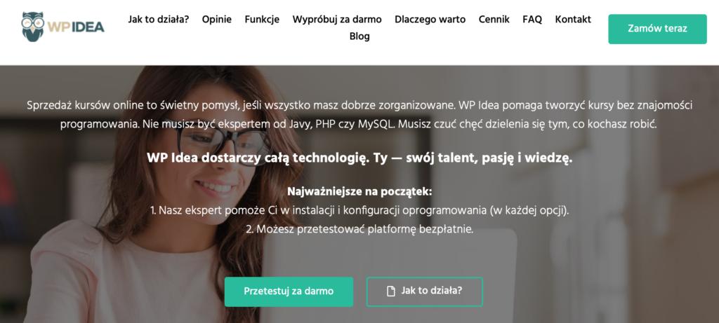 Narzędzia Wirtualnej Asystentki: WP-idea