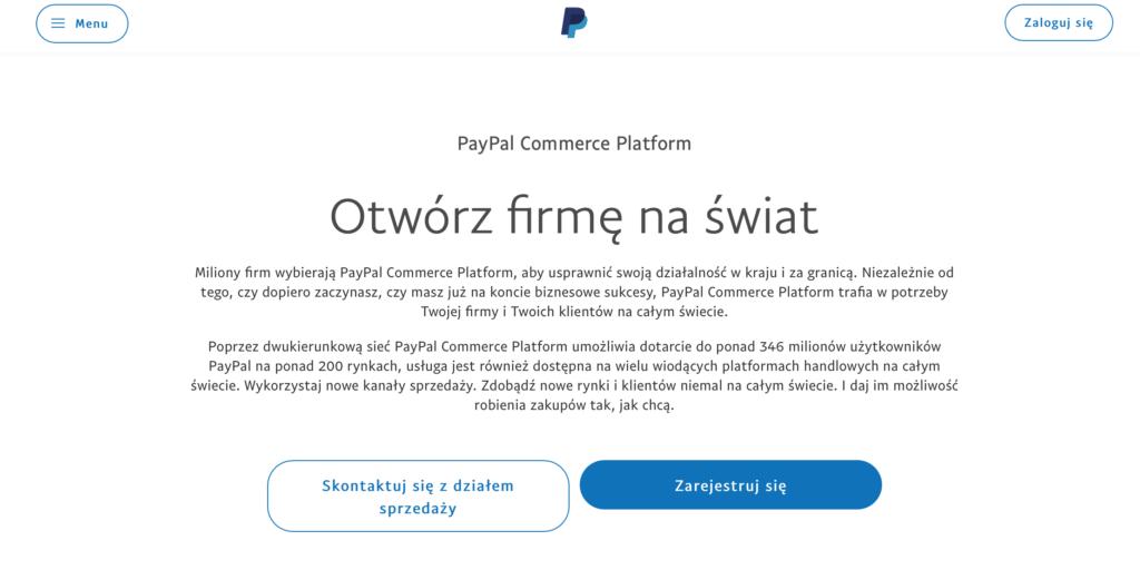 Narzędzia WA: PayPal