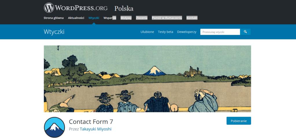 Narzędzia Wirtualnej Asystentki: ContactForm7