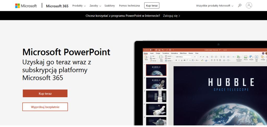 Narzędzia Wirtualnej Asystentki: PowerPoint