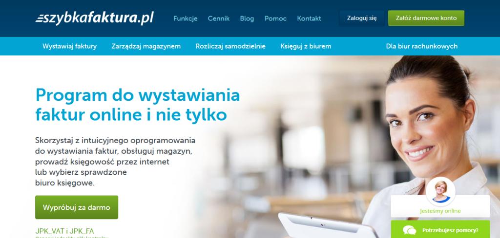 Narzędzia WA: szybkafaktura.pl