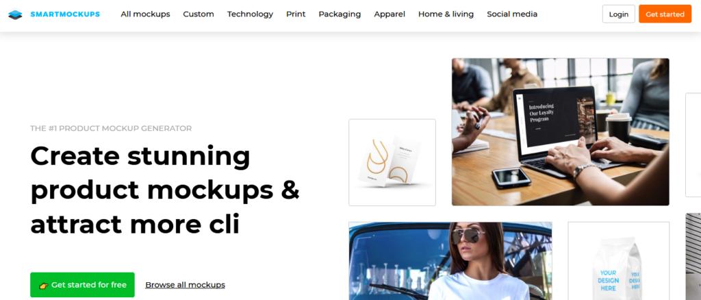 Narzędzia Wirtualnej Asystentki: Smartmockup