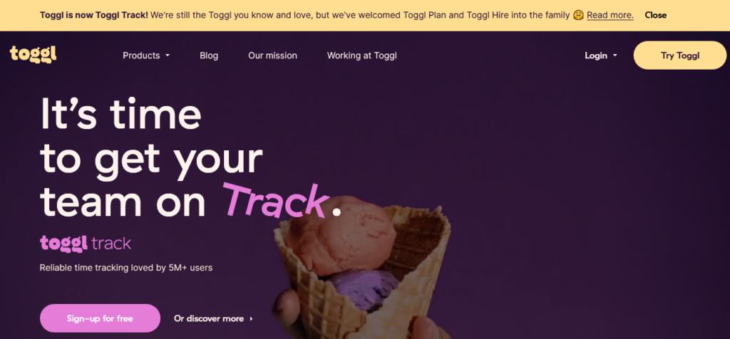 Narzędzia Wirtualnej Asystentki: Toggl